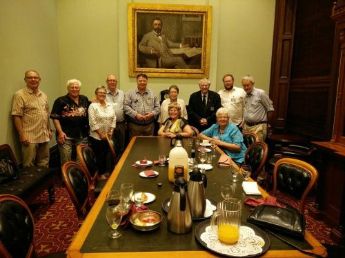 2015 Meeting at Queensland Parliament House